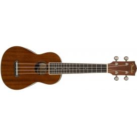 FENDER SEASIDE UKULELE NATURAL