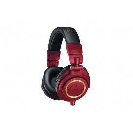 AUDIO TECHNICA ATH-M50X RD LIMITED EDITION
