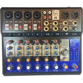 MP AUDIO MC-08X MIXER 8 CHANNEL
