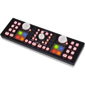 ICON I-DJ X-BLACK MIDI CONTROLLER