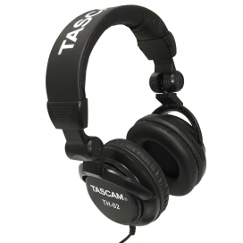 TASCAM TH-02 STUDIO HEADPHONE
