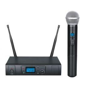 ZZIPP TXZZ600 RADIOMICROFONO A MANO UHF 16 CANALI