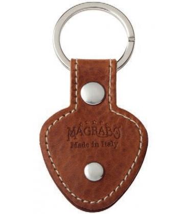 MAGRABO' PORTACHIAVI - PORTAPLETTRO KC1 MARRONE