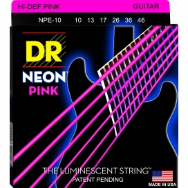 DR NPE-10 NEON HIGH DEFINITION PINK
