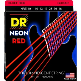 DR NRE-10 NEON HIGH DEFINITION RED