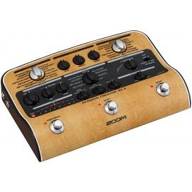 ZOOM AC-3 ACOUSTIC MULTIEFFECT