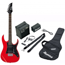 IBANEZ IJRG200-RD JUMPSTART KIT RED