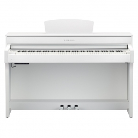 YAMAHA CLP635WH PIANO DIGITALE WHITE