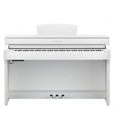 YAMAHA CLP635WH PIANO DIGITALE WHITE