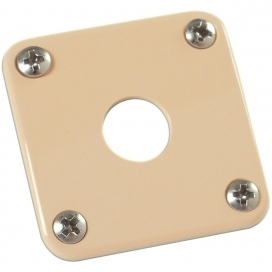 GIBSON PRJP-030 JACKPLATE CREME PLASTIC