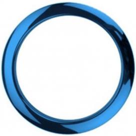 "BASS DRUM O'S HCB6 BASS PORT ""O"" 6 POLLICI BLUE"