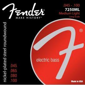 FENDER 7250ML SET X BASSO