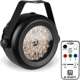 SHOWTEC BUMPER STROBE WITH IR REMOTE