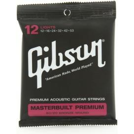 GIBSON SAG-BRS12 MASTERBUILT BRONZE 0.12