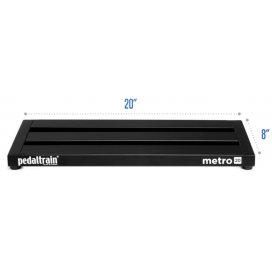 PEDALTRAIN PT-M20 TC METRO 20 TOURCASE