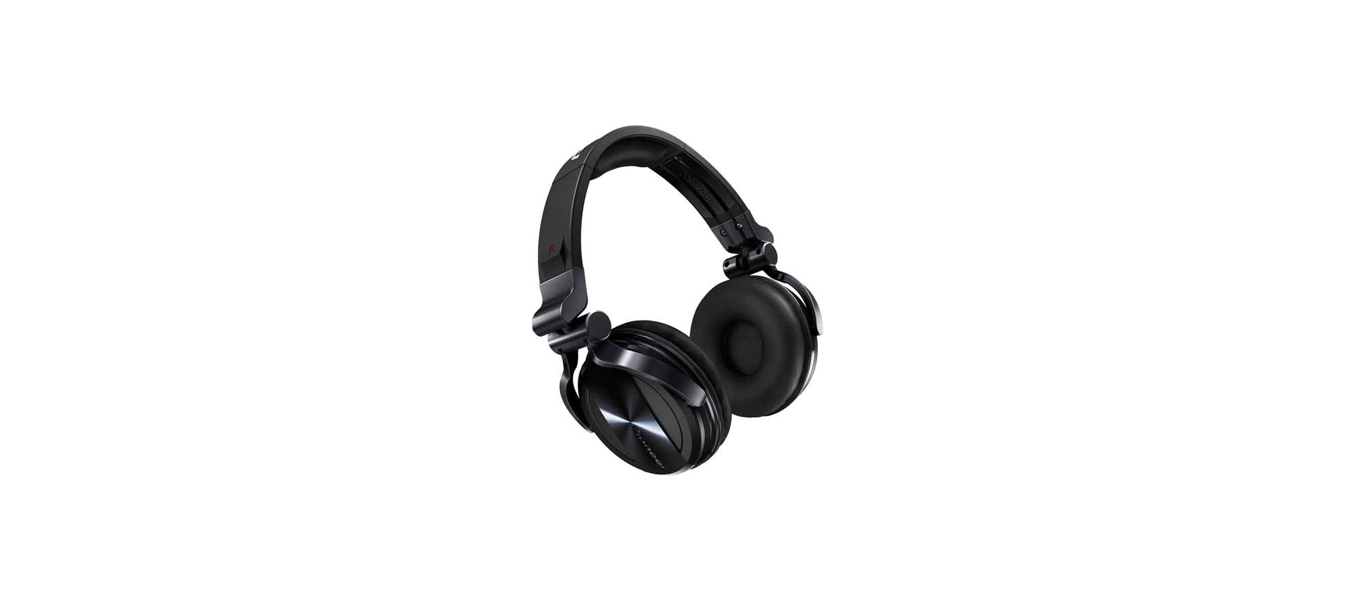 Pioneer hdj-1500-k black dj cuffia  Cuffie DJ a40e22657a62