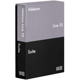 ABLETON LIVE 10 SUITE BOX SET