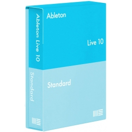 ABLETON LIVE 10 STANDARD BOX SET