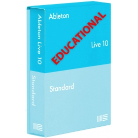 ABLETON LIVE 10 STANDARD EDUCATIONAL BOX SET