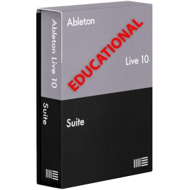 ABLETON LIVE 10 SUITE EDUCATIONAL BOX SET