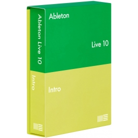 ABLETON LIVE 10 INTRO BOX SET