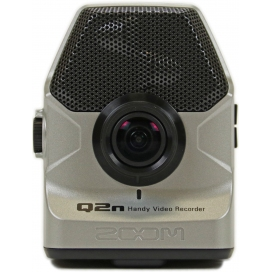 ZOOM Q2N S REGISTRATORE AUDIO VIDEO SILVER