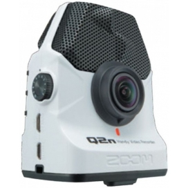 ZOOM Q2N WH REGISTRATORE AUDIO VIDEO WHITE