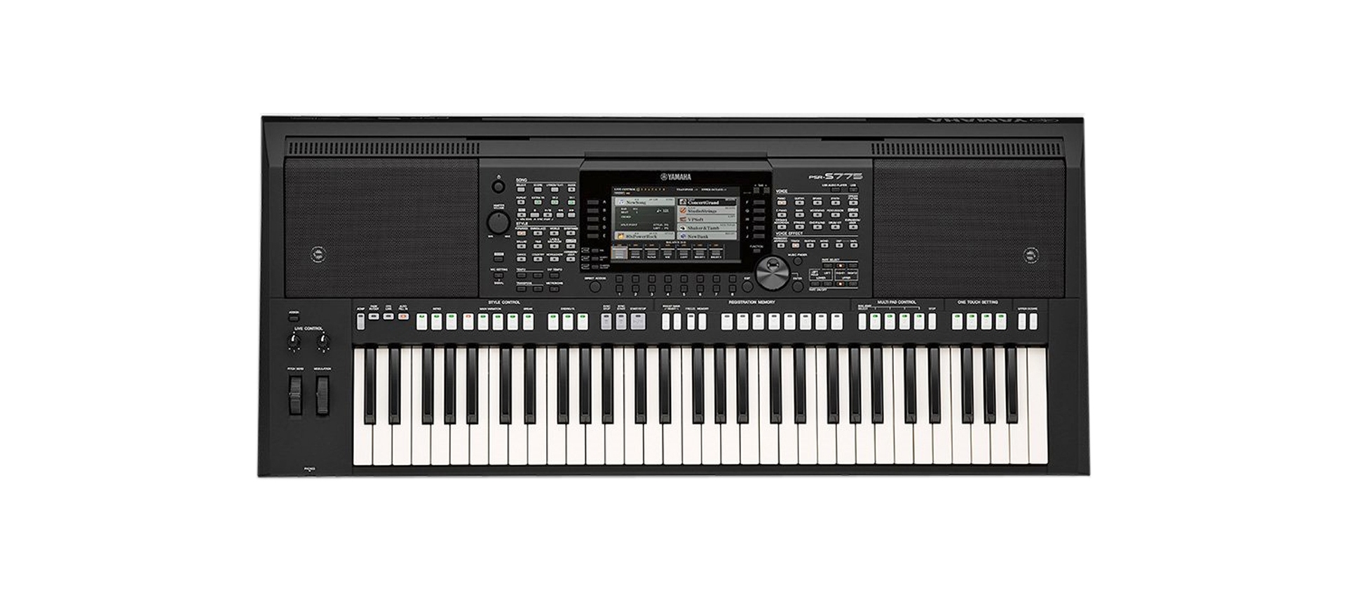 yamaha psr s775 luckymusic. Black Bedroom Furniture Sets. Home Design Ideas