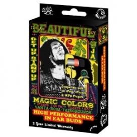 SECTION 8 RBW-5772 IN-EAR BUDS BOB MARLEY