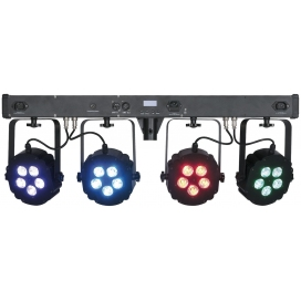SHOWTEC COMPACT POWER LIGHTSET 4 RGBW - 30277