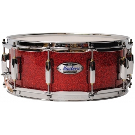 PEARL MCT1455S/C319 14X5.5 SNARE DRUM INFERNO RED
