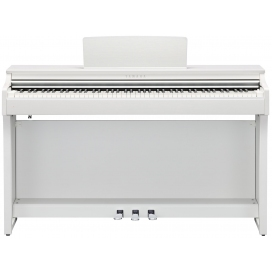 YAMAHA CLP625WH PIANO DIGITALE BIANCO