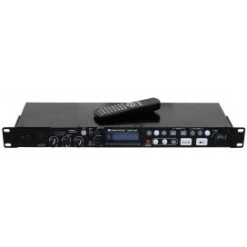 OMNITRONIC DMP-102 USB/SD CARD PLAYER