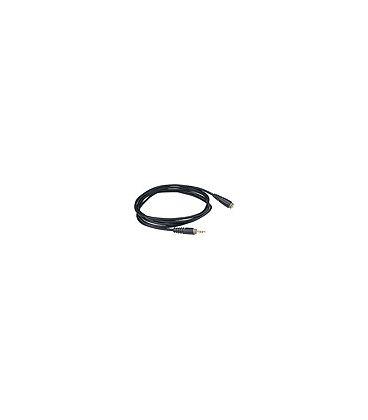 KLOTZ AS-EX10300 HEADPHONES CABLE 3MT. CAVO CUFFIA