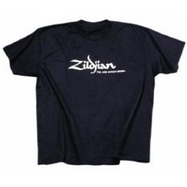 ZILDJIAN T-SHIRT NERA CLASSIC TAG L