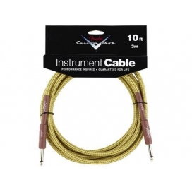 FENDER INSTRUMENT CABLE 3 MT. C.SHOP TWEED