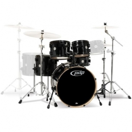 "PDP BY DW CONCEPT BIRCH SET 20"" PEARLESCENT BLACK"