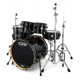"PDP BY DW CONCEPT MAPLE SET 22"" PEARLESCENT BLACK"
