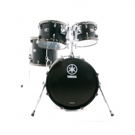 YAMAHA LIVE CUSTOM JAZZ KIT BLACK WOOD
