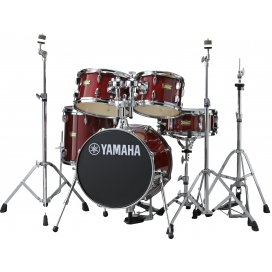 YAMAHA JK6F5CRSET MANU KATCHE JUNIOR KIT CRANBERRY RED