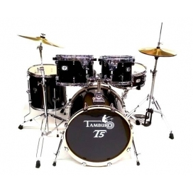 TAMBURO T5S18BSSK BLACK SPARKLE