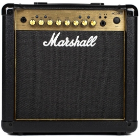 MARSHALL MG15GFX 15W MG GOLD