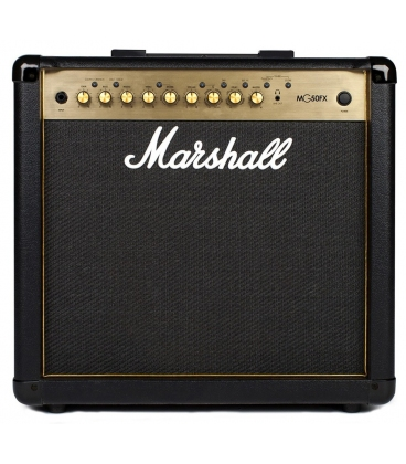 MARSHALL MG50GFX 50W MG GOLD