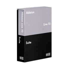 ABLETON LIVE 10 SUITE UPGRADE DA INTRO
