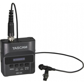 TASCAM DR 10L DIGITAL RECORDER
