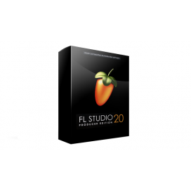 FRUITYLOOPS STUDIO PRODUCER EDITION 20