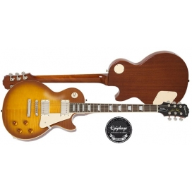 EPIPHONE LTD ED LES PAUL PLUSTOP PRO ICED TEA