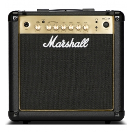MARSHALL MG15GR 15W MG GOLD
