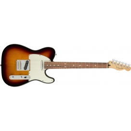 FENDER PLAYER TELE PF 3TS