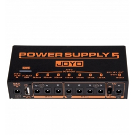 JOYO JP-05 RECHARGEABLE POWER SUPPLY